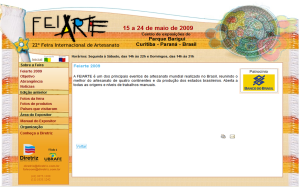 Site Ofical FeiArte