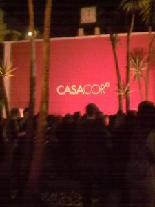 Inauguração - Casa Cor SP 2009